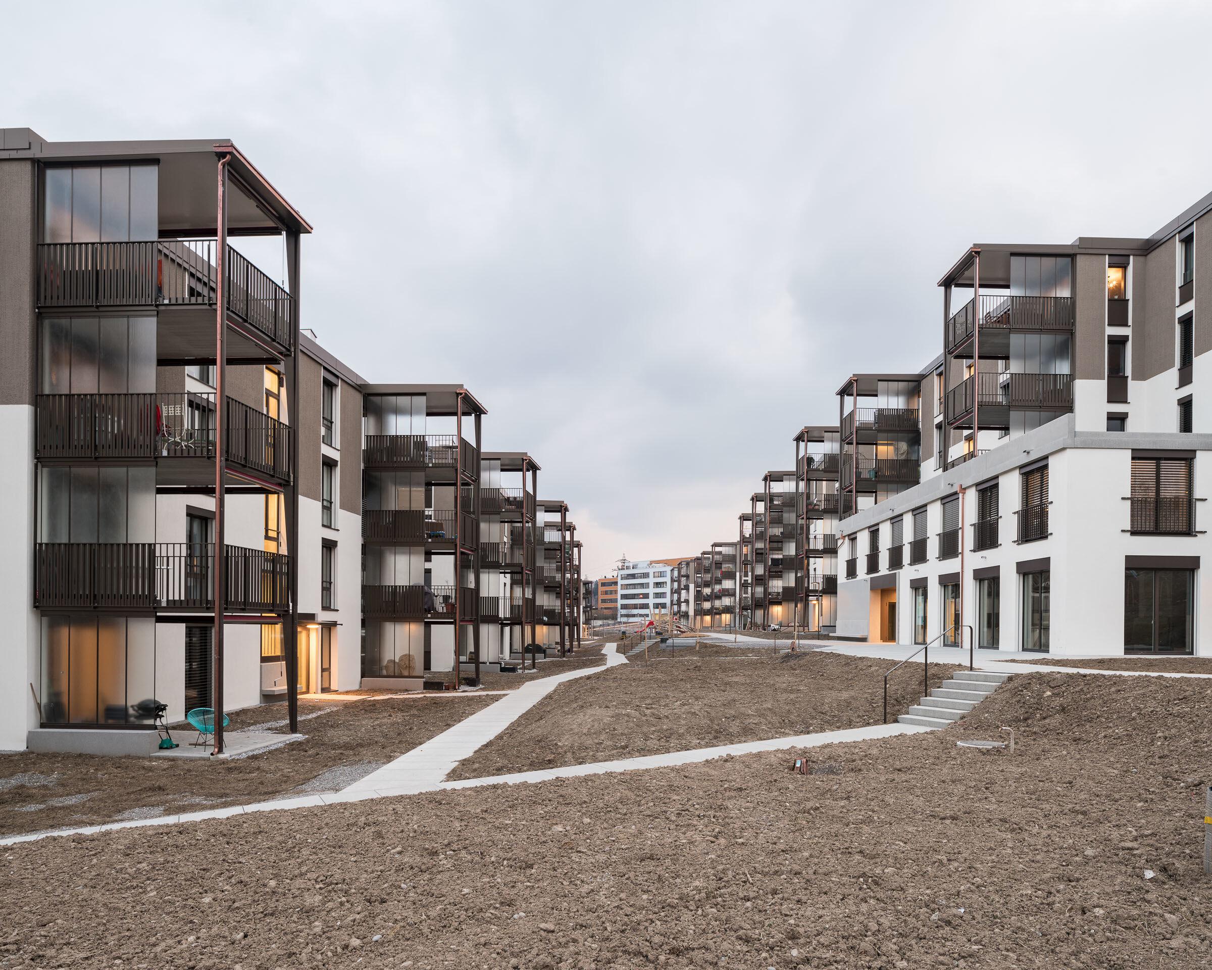 Ersatzneubau Entlisberg 2