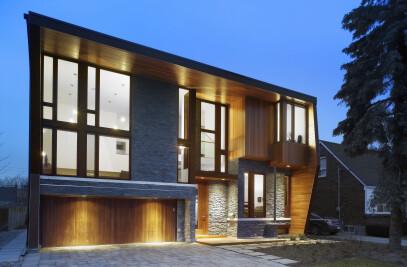 Residence on Bevdale Rd.