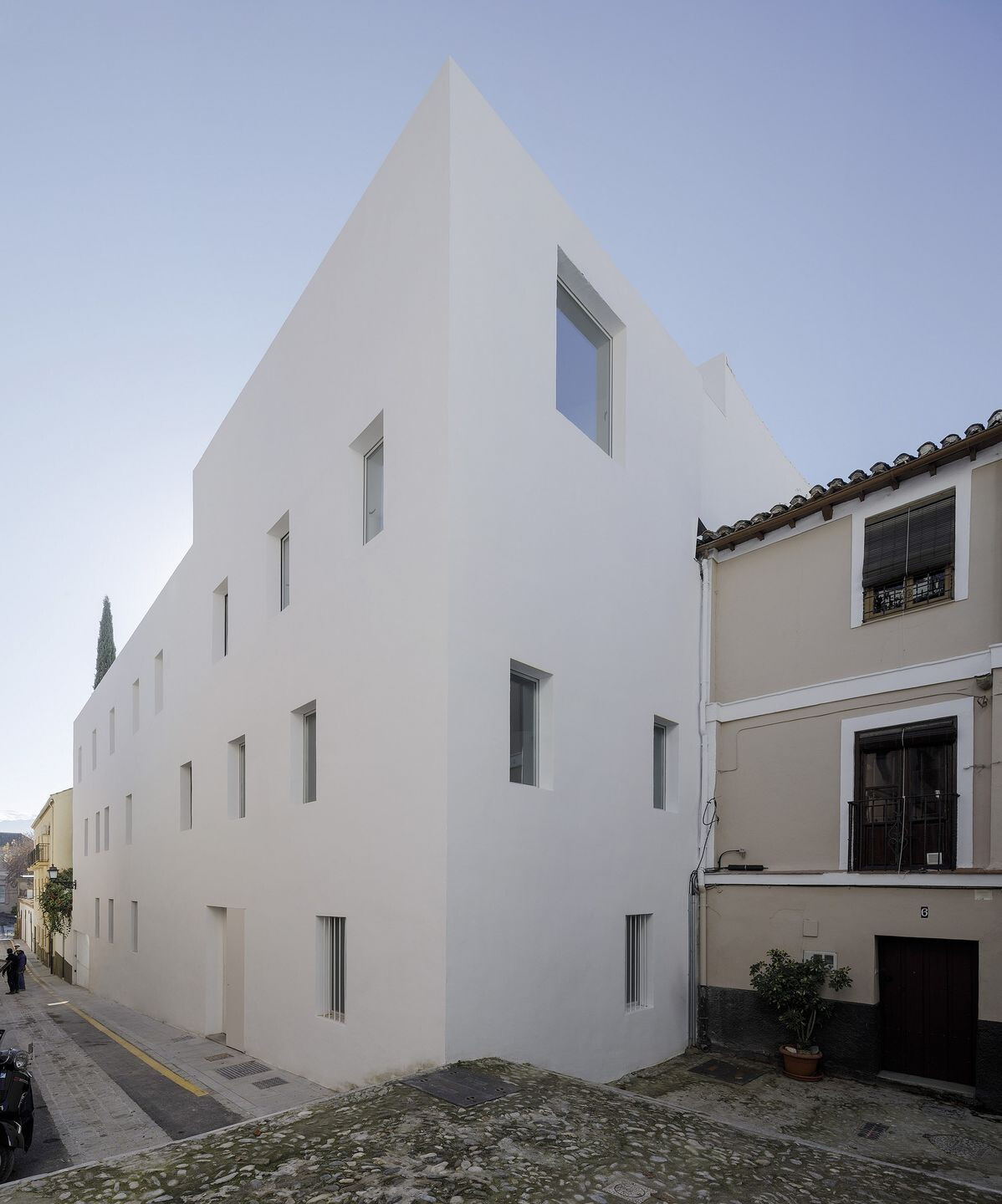 8 experimental apartments in Realejo