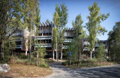 Collective Eco-Housing La Canopée