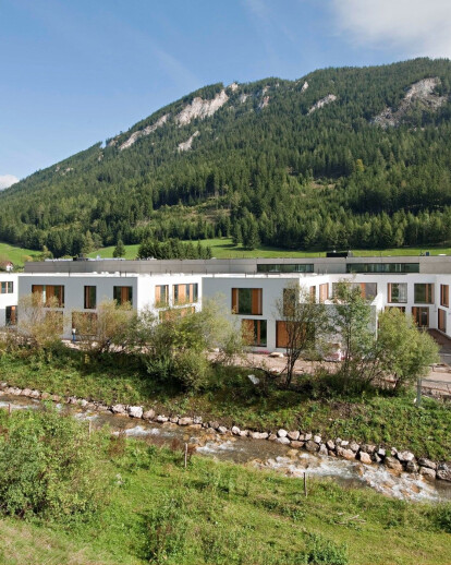 Pre-deportation detention centre in Vordernberg