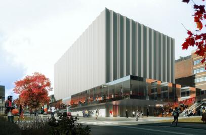 Brown University Performing Arts Center
