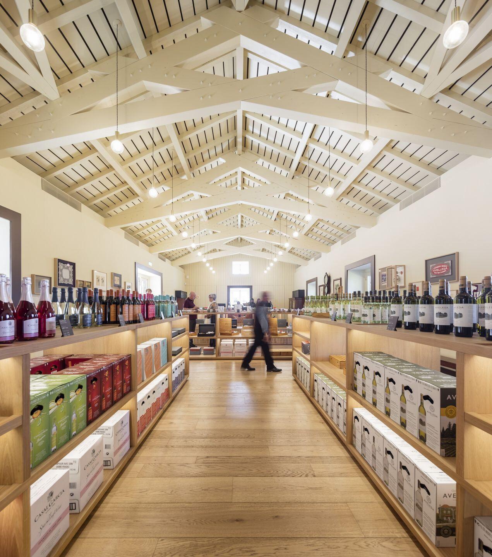 Wine Tourism Building in Quinta da Aveleda