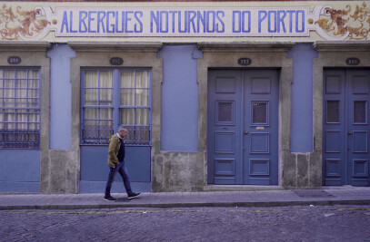 Homeless Shelter of Oporto