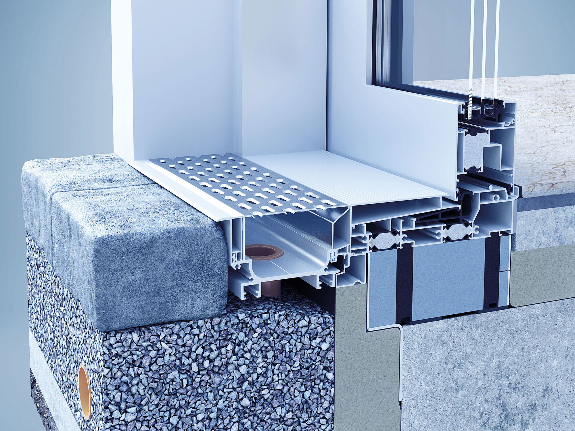 heroal DS Lifting-Sliding Systems