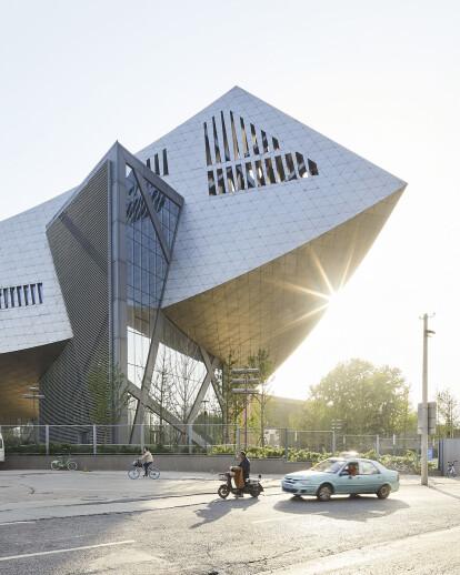 Zhang ZhiDong And Modern Industrial Museum