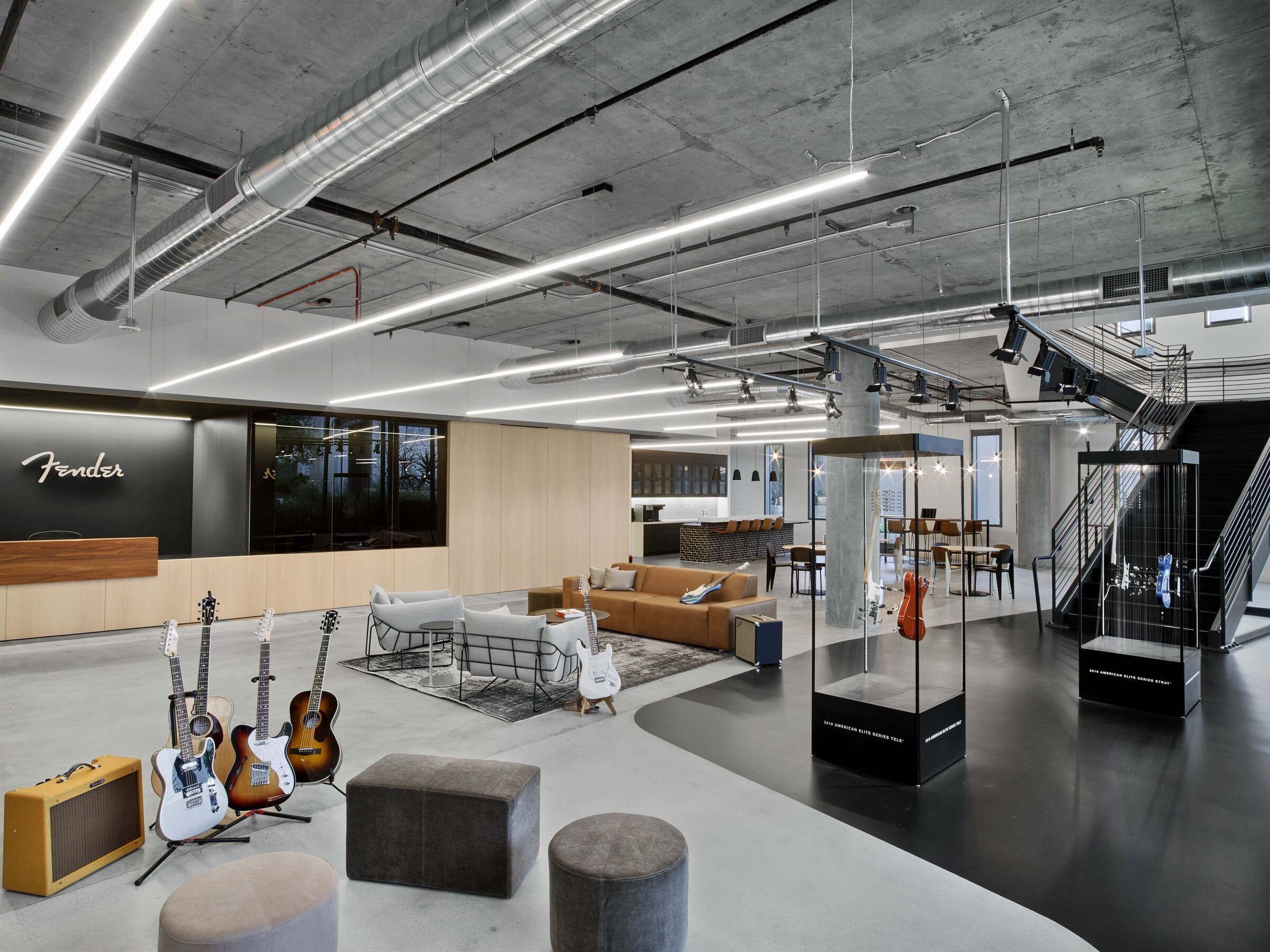Fender HQ