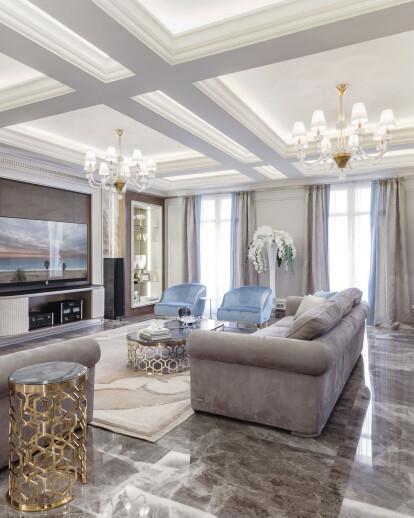 Renovation Of A Luxury Home In Nice Margraf Industria Marmi Vicentina Archello