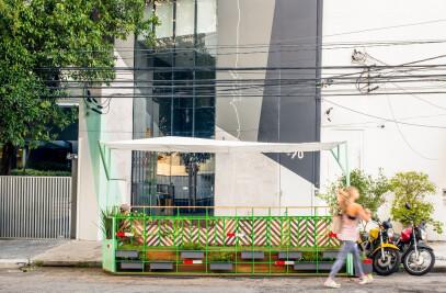 Parklet Henrique Monteiro – Seeds Comfort Food