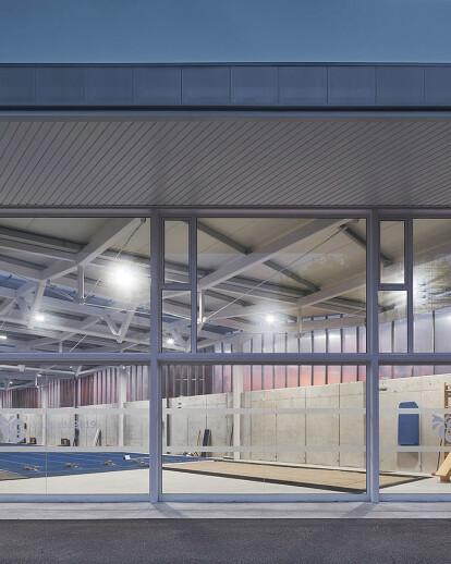 CAI Athletic Pavilion