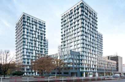 Residence Garden Towers