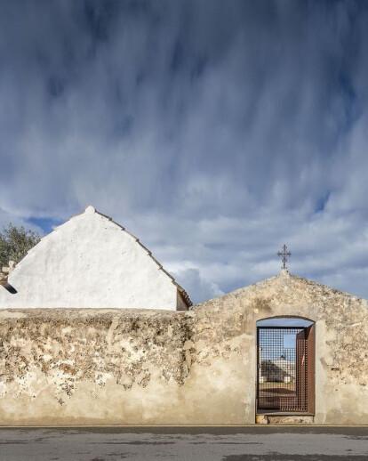 Restauración del Fossar Vell de Sant Francesc