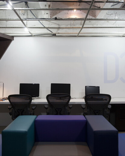 D3 Interactive Environment