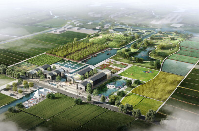 Agricultural Innovation Campus, Fengxian
