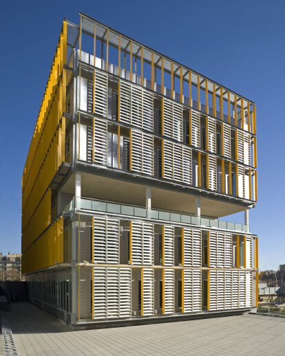 New RNE Headquarters in Barcelona