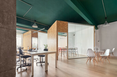 Poblenou office
