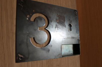 Patanised Steel Cladding
