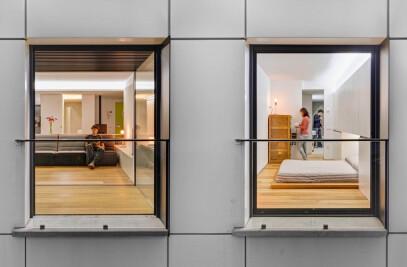 House Through The Window