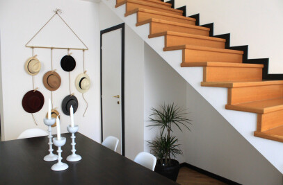 Project Cool Flat – living room design