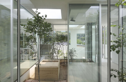 9X9 EXPERIMENTAL HOUSE