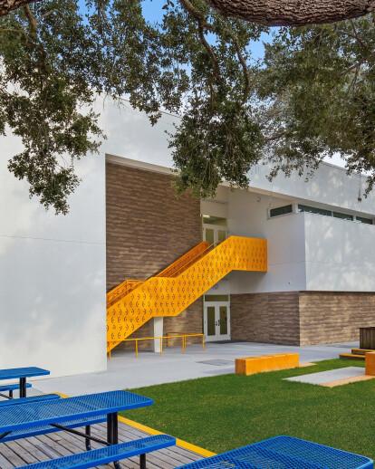 Fruitville Elementary School Classroom Building