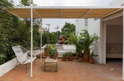 Narvarte Terrace