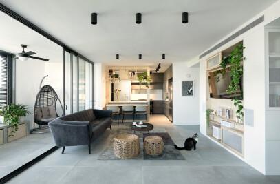 Modern Urban apartment in Tel Aviv