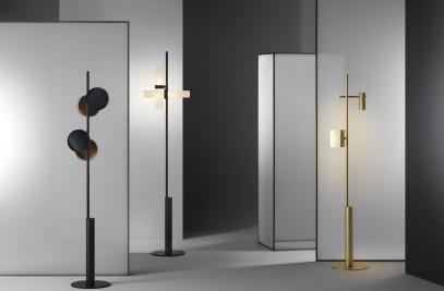 Typography - Cilon Floor Lamp