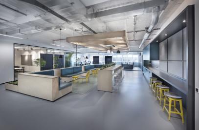 Husqvarna Group Office Design