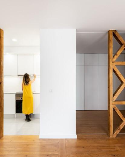 Apartment in Santa Apolónia