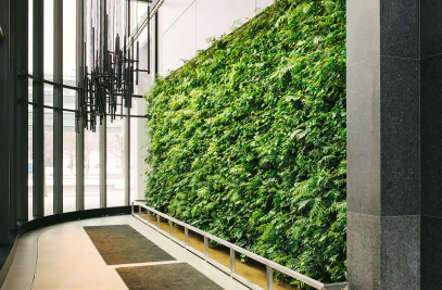 Multi-family Living Wall Biofilters