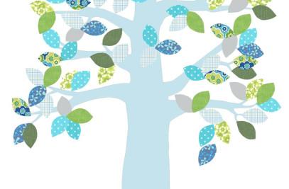 Wallpaper Tree #2
