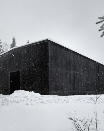 KYRÖ BARRELL STORAGE BUILDING