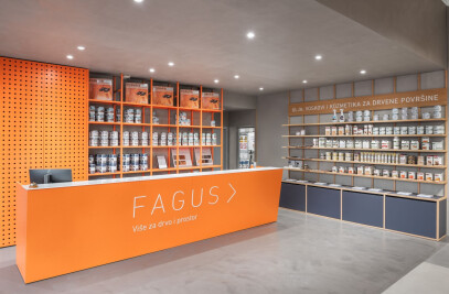 Fagus showroom