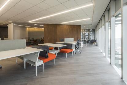 Showroom Torre Reforma - BASO Arquitectura