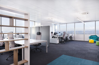 Paysafe Developers Office Space