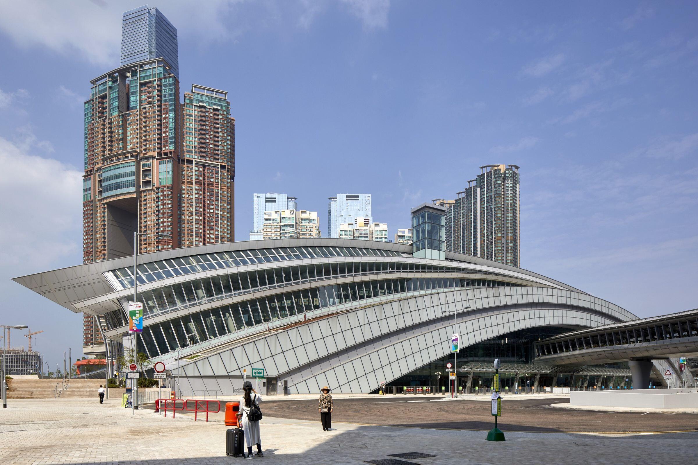 Hong Kong West Kowloon Station
