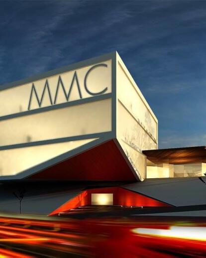 Modern Art Centre In Vilnius Arch 1 Archello