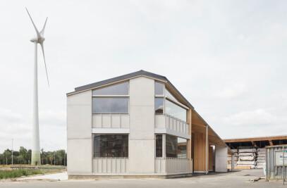 van Hoorebeke Timber Gent