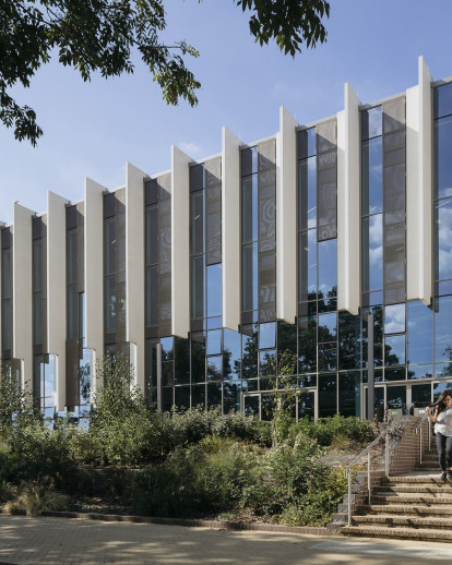 Templeman Library Extension
