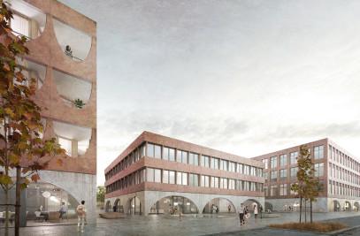 HUB – Ärztehaus Hubland