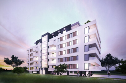 Apartment Building L3 on Lazdynu