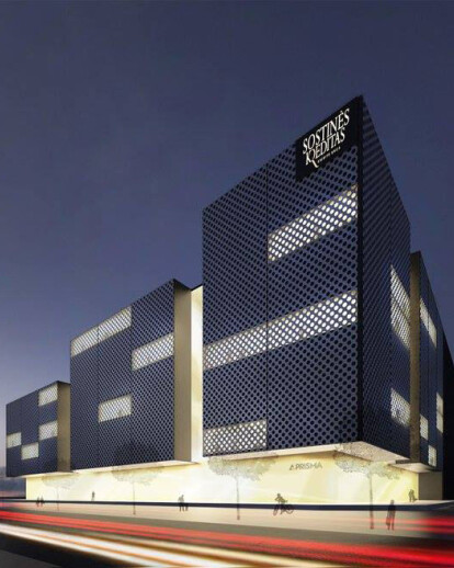 Corporate Building Sostines Kreditas