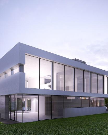 Modern Villa K2 650 sq.m.