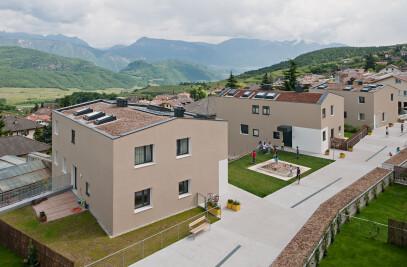 Cooperative Housing Development in Kaltern
