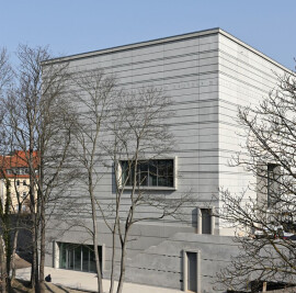 The New Bauhaus Museum in Weimar