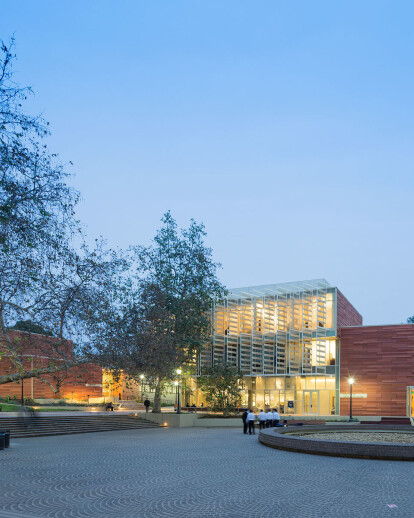 UCLA Ostin Music Center
