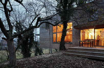 BAUMHAUS | treehouse