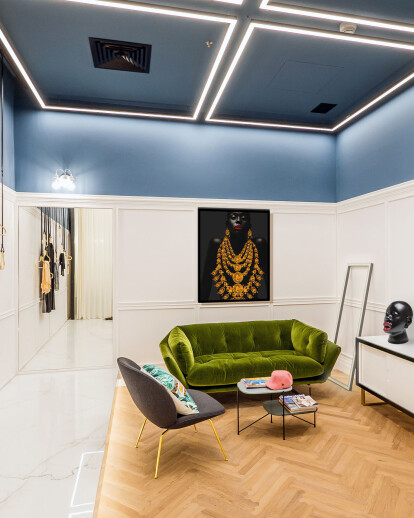 Gindi TLV Fashion mall – Styling & VIP room