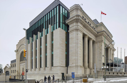 The Senate of Canada Building